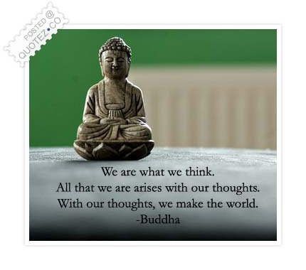 What We Think Quote