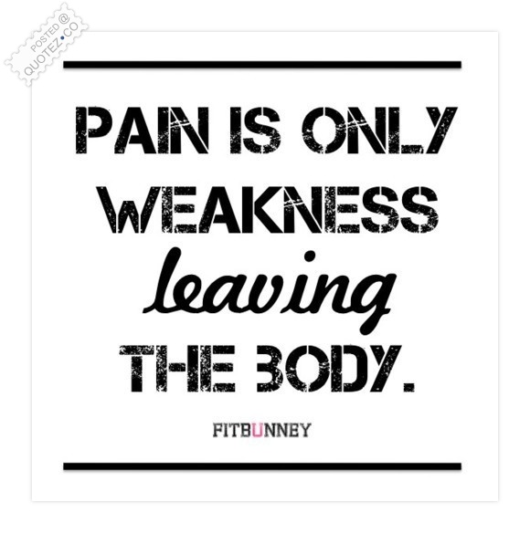 What Is Pain Quote