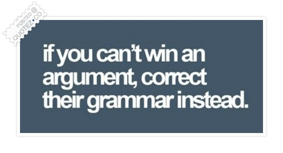 Winning An Argument Quote