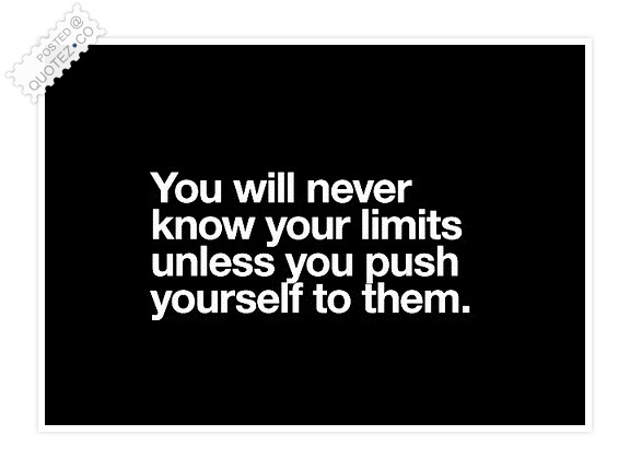 Your Limits Quote